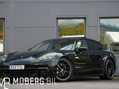 begagnad Porsche Panamera 4 E-Hybrid Sport Turismo Pano BOSE 2020