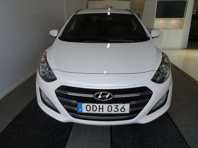 begagnad Hyundai i30 cw 1.6 CRDi Euro 6 136hk GO Editi