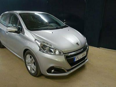 begagnad Peugeot 208 Active DIESEL 2017, Halvkombi Pris 99 900 kr