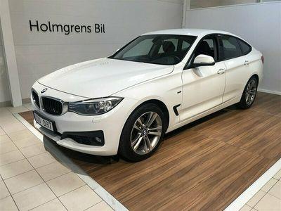begagnad BMW 318 Gran Turismo d Automat Sportline