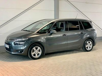 begagnad Citroën Grand C4 Picasso 2,0 HDi Exclusive EAT - Automat