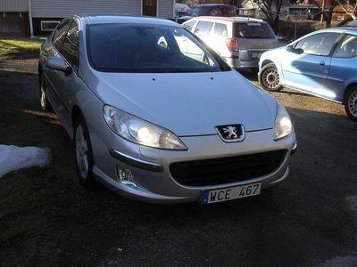 begagnad Peugeot 407 2.2 158hk