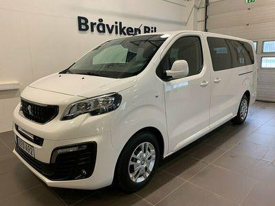 begagnad Peugeot Traveller Business L3 2.0 BHDi EAT 2018, Minibuss Pris 299 000 kr