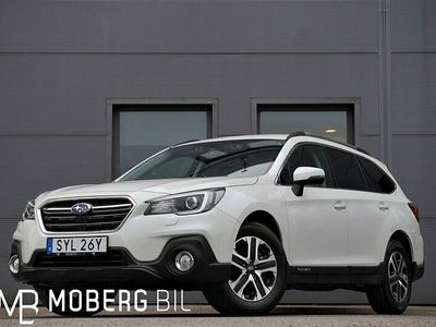 begagnad Subaru Outback 2.5 AWD 175hk Active Backkamera Carplay