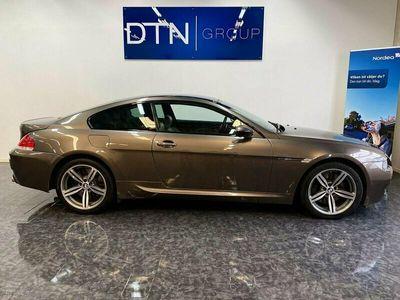 begagnad BMW M6 Coupé (507hk)/SMG/HEADUP/NYSERVAD