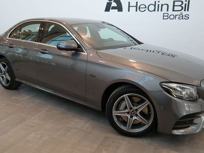 begagnad Mercedes E300 // AMG Line // Dödavinkelvarnare // Dragkrok //