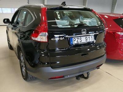 begagnad Honda CR-V 2.2 i-DTEC 4WD (150hk) Manuell