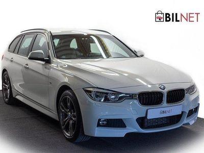 begagnad BMW 320 d xDrive Touring M Sport EU6 190hk