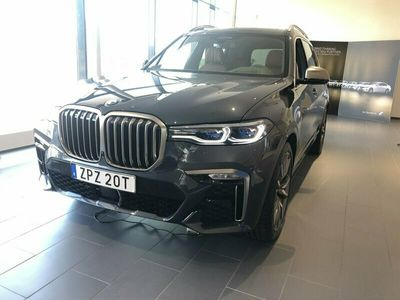 begagnad BMW X7 M50d Se spec!