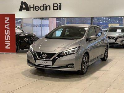 begagnad Nissan Leaf Leaf DEMOBIL LEVERANS 2020 MAJTE