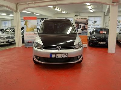 gebraucht VW Caddy 1.6 TDI DSG Auto Drag Enidition 30 2,95%Ränt