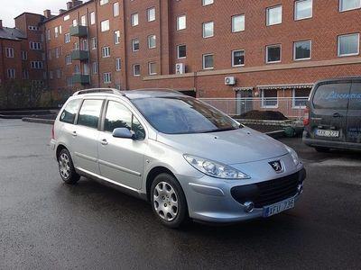begagnad Peugeot 307 1.6 HDi Diesel FAP Kombi RÄNTA 2006, Halvkombi 16 900 kr