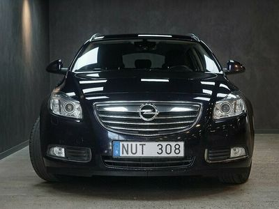begagnad Opel Insignia Sports Tourer 2.0 CDTI 160hk Kamrem bytt