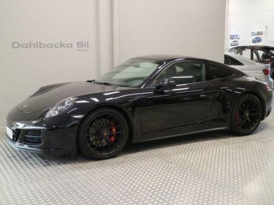 begagnad Porsche 911 Carrera 4 GTS PDK 450hk
