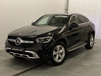 begagnad Mercedes GLC300 E 4MATIC