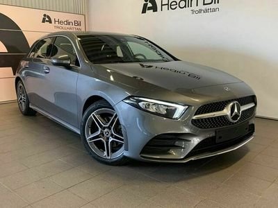 begagnad Mercedes A180 - BenzAMG LINE / DEMO /