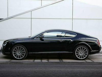 begagnad Bentley Continental GT Speed 6.0 W12 610hk