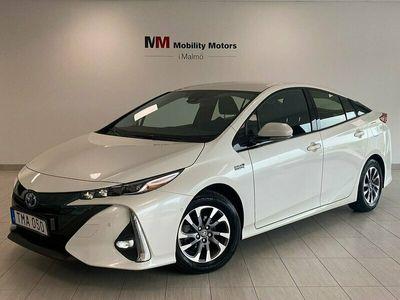 begagnad Toyota Prius Plug-in Hybrid 1.8 VVT-i 12mån garanti