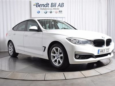 begagnad BMW 320 Gran Turismo d RÄNTA 2016, Sedan 195 000 kr