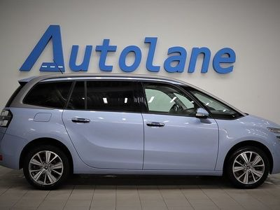 begagnad Citroën Grand C4 Picasso 1.6 HDi EXCLUSIVE,7-sits 114hk