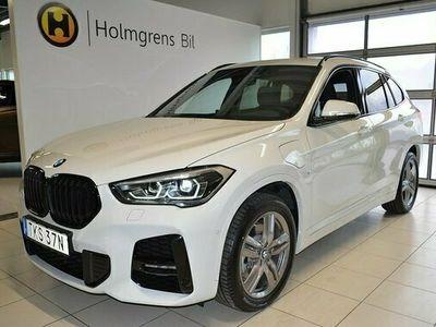 begagnad BMW X1 xDrive25e M Sport Navi Drag Backkamera 2021, SUV Pris 5 395 kr