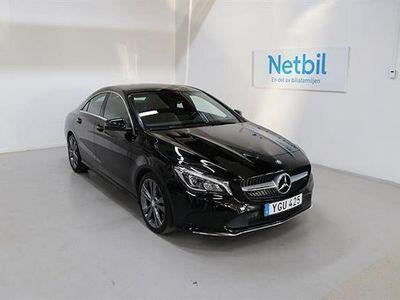 begagnad Mercedes CLA200 d 136hk