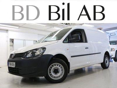 begagnad VW Caddy Maxi 2.0 TDI 4M D-VÄRM V-INR -15