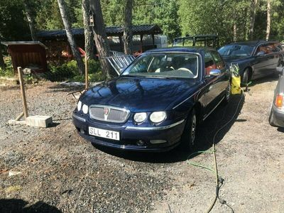 begagnad Rover 75 2.5 V6