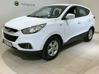 begagnad Hyundai ix35 2.0 2WD Ny Servad 2011, SUV Pris 74 900 kr