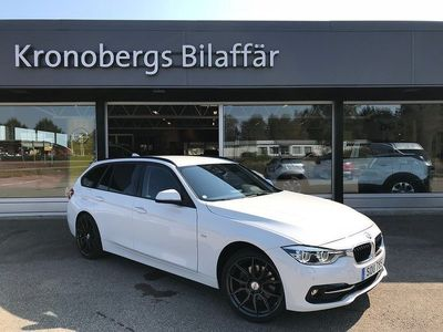 begagnad BMW 320 d xDrive Touring Steptronic Sport line 190hk