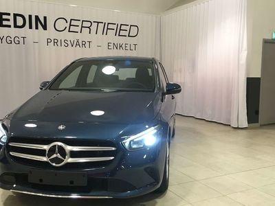 begagnad Mercedes B180 180