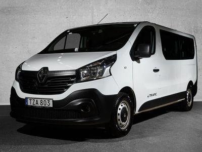 begagnad Renault Trafic Minibuss 1.6 dCi