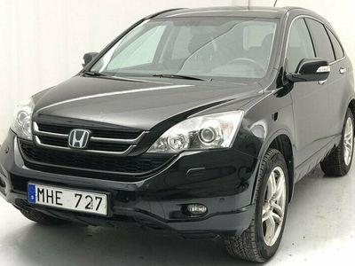 begagnad Honda CR-V