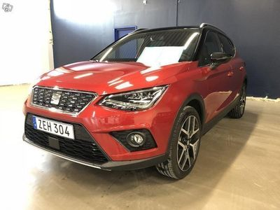 brugt Seat Arona TSI 115 Xcellence STREET PACK 18 -18
