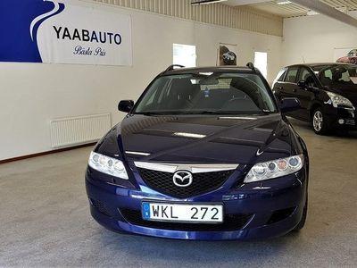 gebraucht Mazda 6 Wagon 2.3 Sport 1hk -05