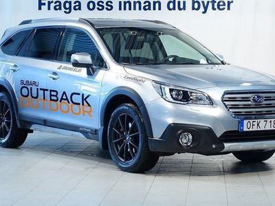 begagnad Subaru Outback Summit 2.5 Automat 2016, Kombi 369 900 kr