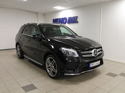 begagnad Mercedes GLE350 d 4-Matic AMG Panorama Värmare Drag