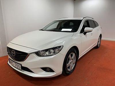 begagnad Mazda 6 Wagon 2.2 DE / Core-Paket