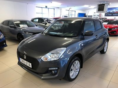 begagnad Suzuki Swift 1,2 AllGrip 4x4 S+V-hjul 550 mil