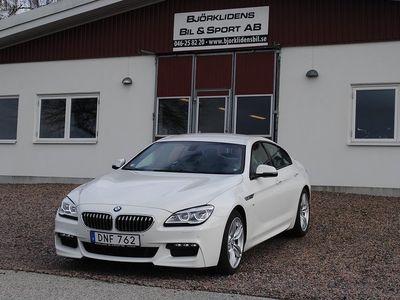 begagnad BMW 640 i Gran Coupé M Sport 320hk