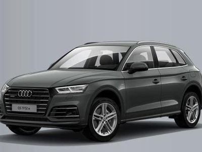 begagnad Audi Q5 55 TFSI e Quattro Laddhybrid 2020, SUV 6 725 kr