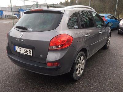begagnad Renault Clio Sport Tourer 1.5 dCi, kombi, VINTERHJUL