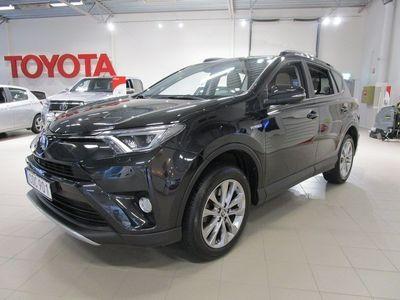 usata Toyota RAV4 2.5 Elhybrid AWD Executive Taklucka 2017, SUV 329 900 kr