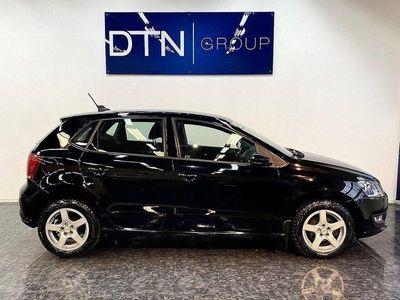begagnad VW Polo 1.6 TDI (90hk),NYBES/Nyservad
