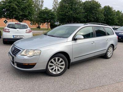 begagnad VW Passat Variant 2.0 FSI 150hk 0%Rän