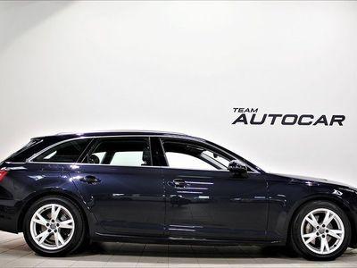 begagnad Audi A4 TDI 190hk aut quattro Pro Line Euro 6