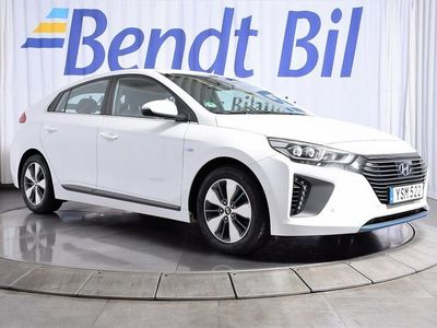 begagnad Hyundai Ioniq Plug-in 1.6 DCT Premium Välskött 2017, Sedan 219 500 kr