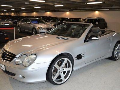 begagnad Mercedes SL350 230
