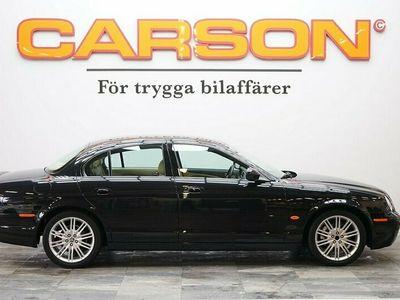 begagnad Jaguar S-Type V6 238HK Aut Svensksåld Fullservad 11700Mil