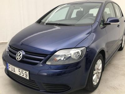 begagnad VW Golf A5 Plus 1.4 TSI